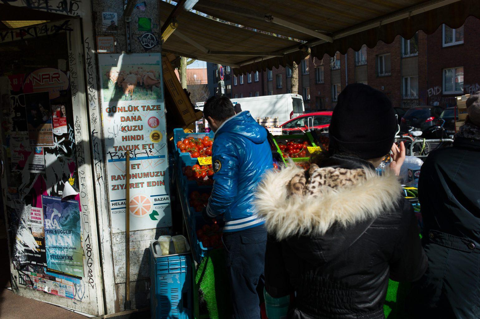 City Colour V, Hamburg, 2. April 2013